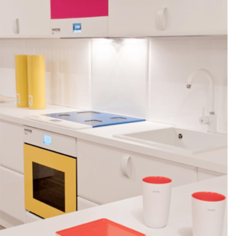 Kitchen Pantone® - Antonio Lanzillo & Partners - 2012