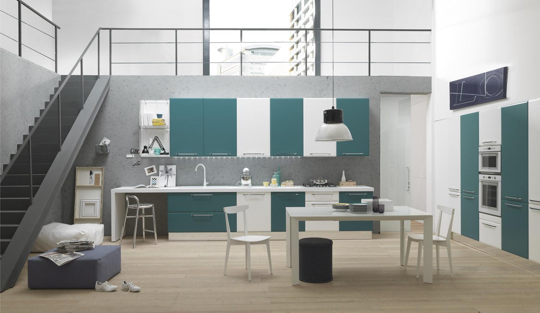 Kitchen Agua - Artec    - Antonio Lanzillo & Partners   - 2012