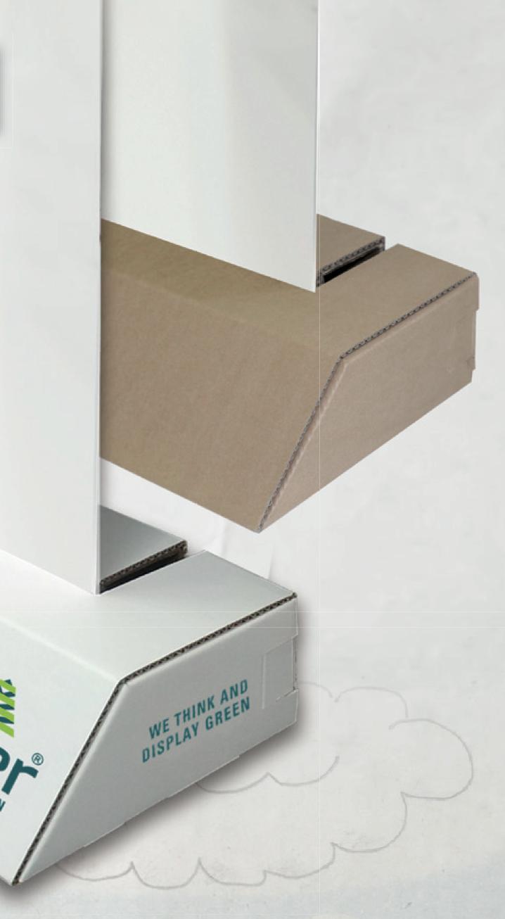 Roll-up Greenboarder -Kunstdünger  - Antonio Lanzillo & Partners - 2014
