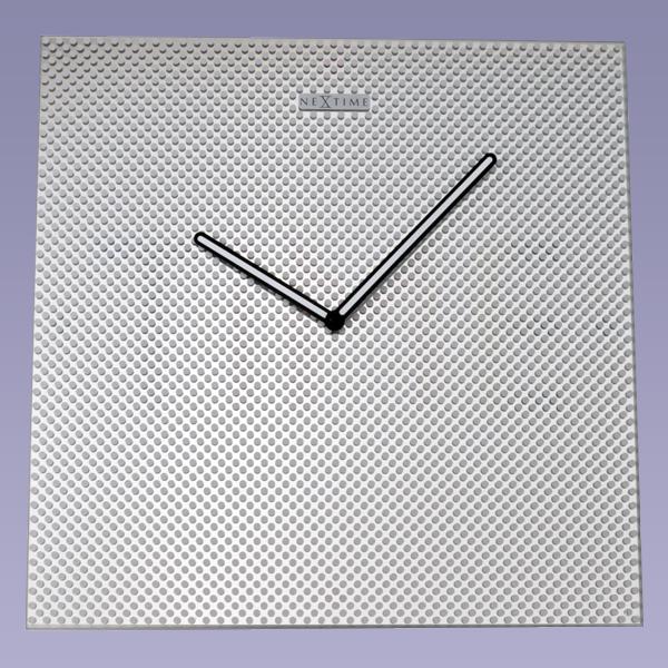 Wall clock - Mystery Time - Nextime - Antonio Lanzillo & Partners - 2014