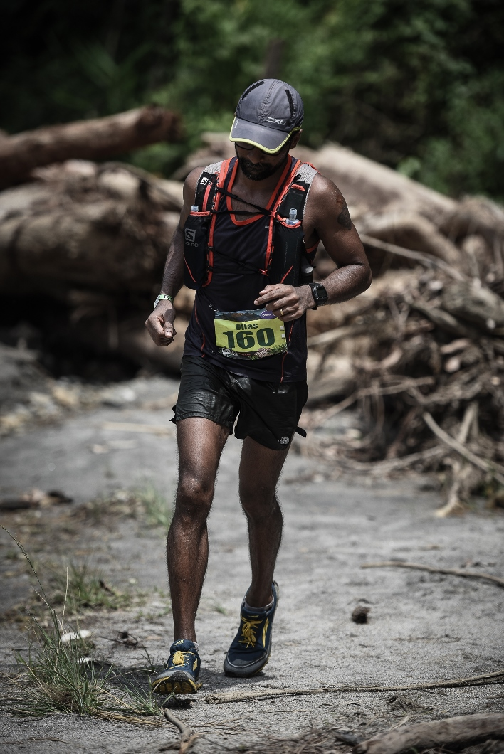 Ullas Narayana is one the top performers in the 2015 Asia Trail Master series