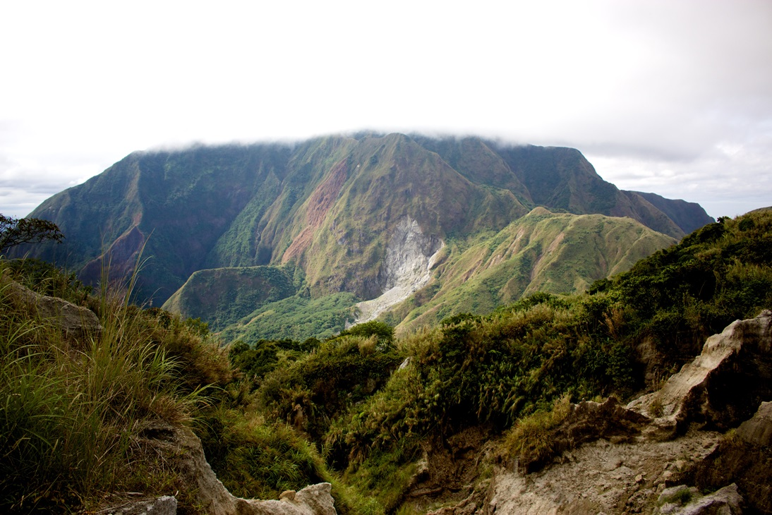 The terrain for Sunday's CM 50 Ultra in the Philippines