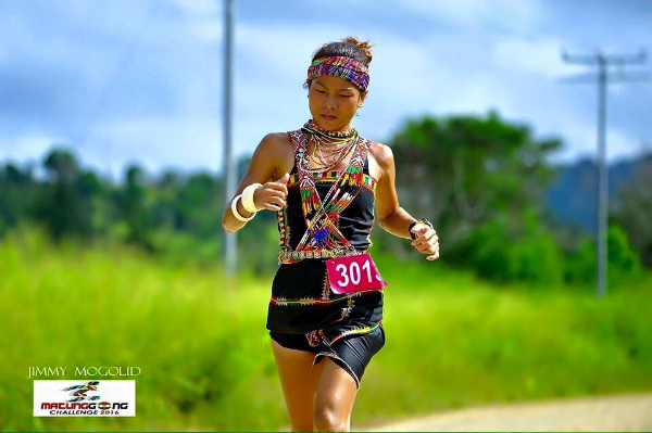 Malaysia's Running Project has already grown in size since the Brunei race ten days ago, as it was announced last week that Sabah's Jess Boubie is joining.