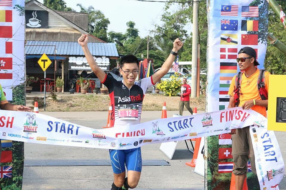 Yuen Wan Ho recently finished second in the Merapoh Trail in Malaysia, reclaiming the lead in the 2016 Asia Trail Master points championship