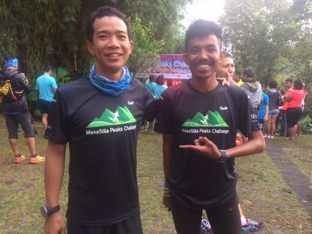 Muhammad Dzaki and Muhammad Difunubun kept the local honours very high