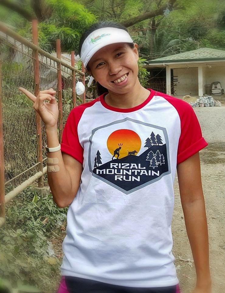 Majo Liao returns to the trails only three weeks after the devastating MesaStila Peaks Challenge