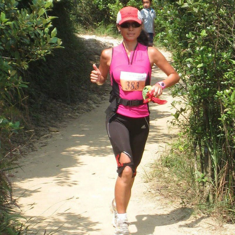 Yuen Kit Shan is aiming for her second victory of the season this weekend