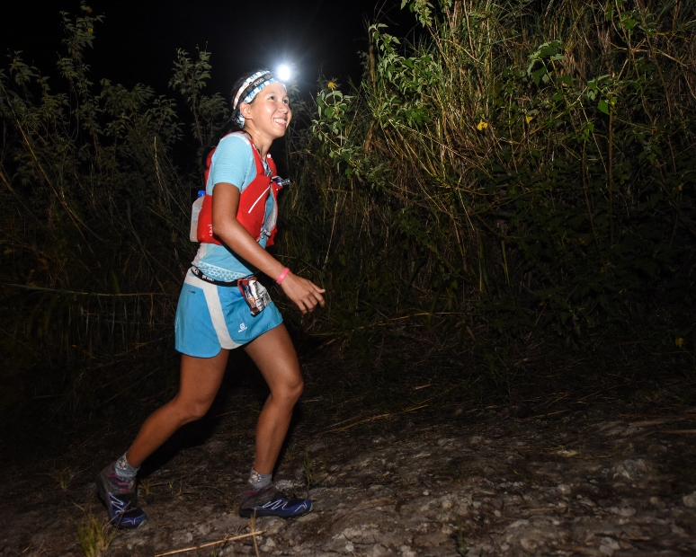 Majo Liao is second in the women's ranking and can assure that position at CM50
