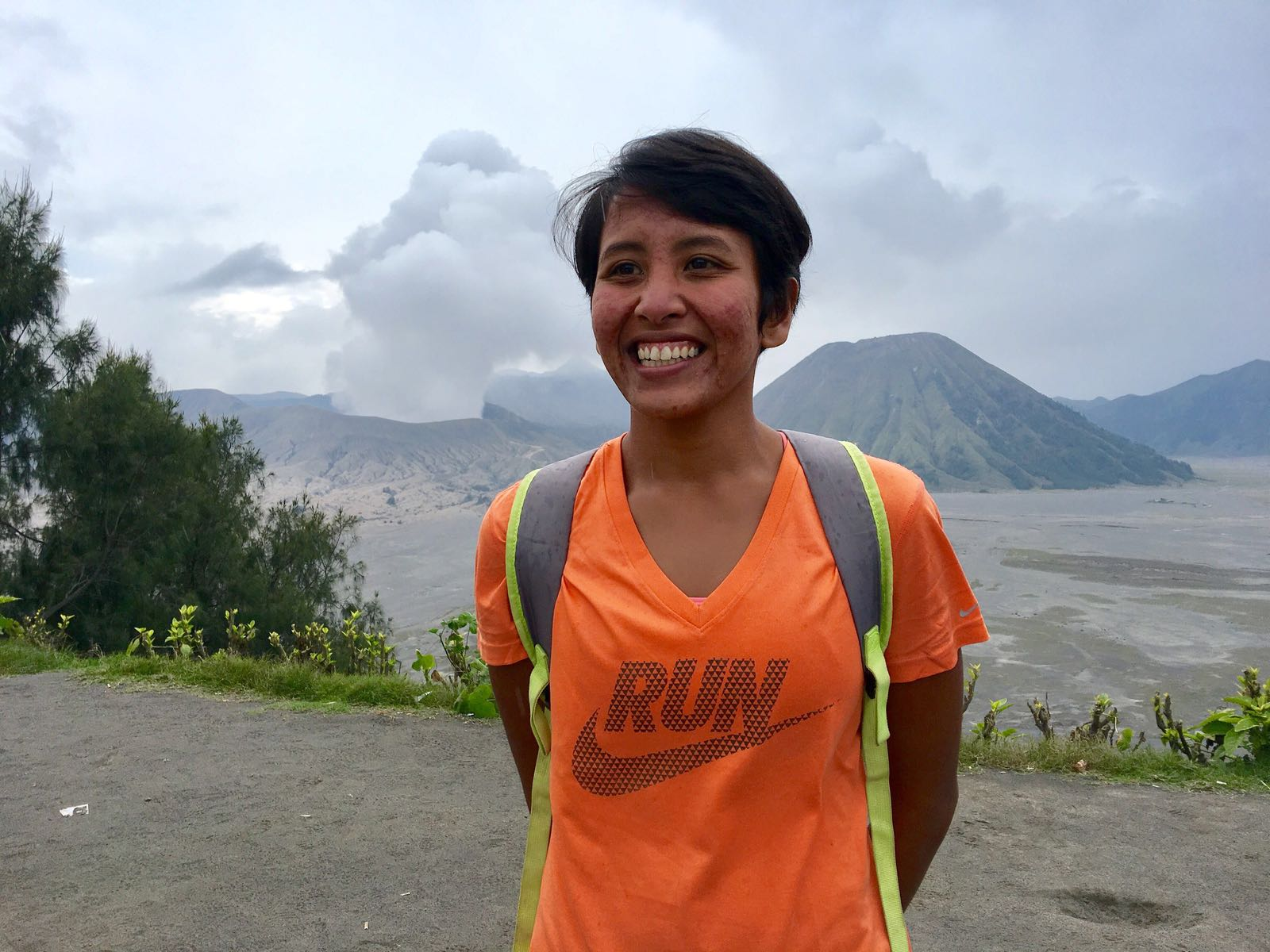 Ruth Theresia, 26,  came to the fore at MesaStila and BTS last autumn
