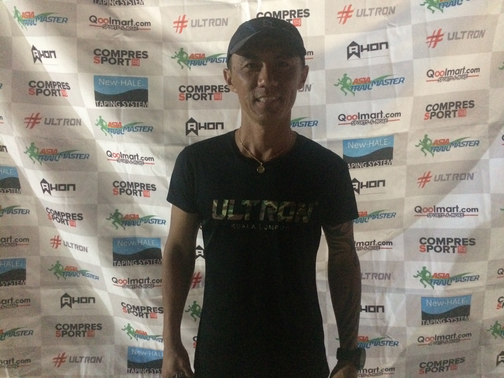 Second ATM race win of the season for Steven Oong in the 100k