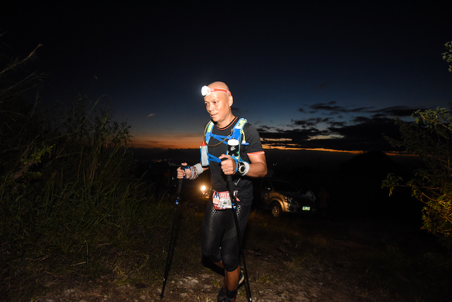 The CM 50 Ultra starts at night, which allows for fantastic vistas at dawn