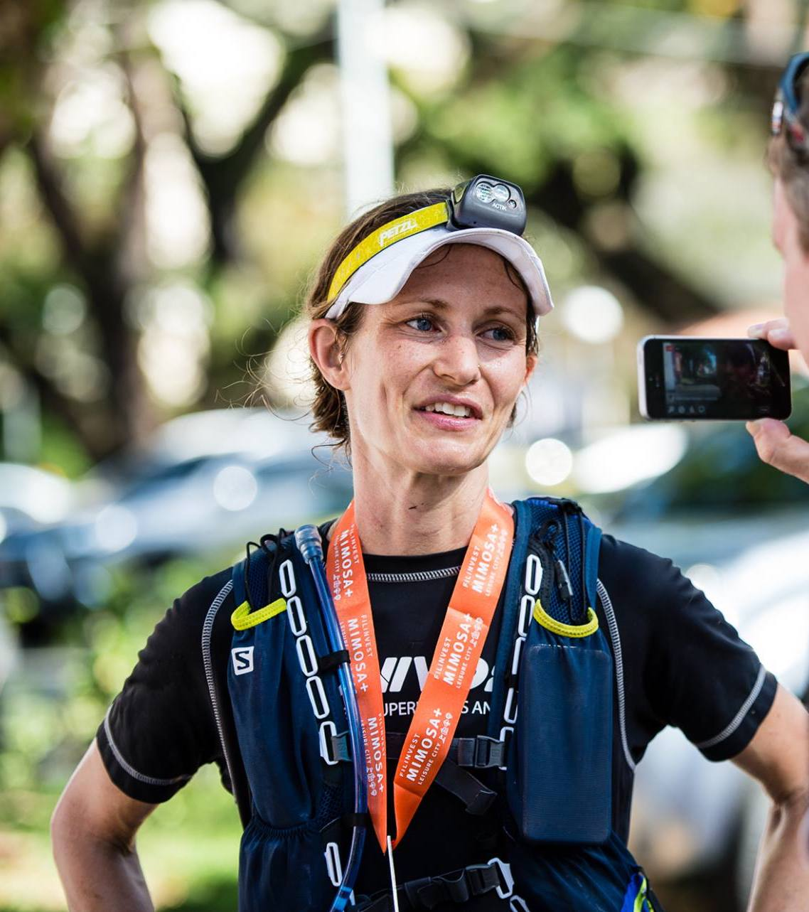 Kim Matthews: the new Asia Trail Master champion!