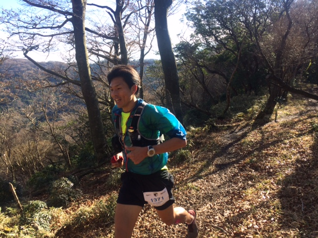 Kota Araki was the strongest runner and won the Japan SuperTrail