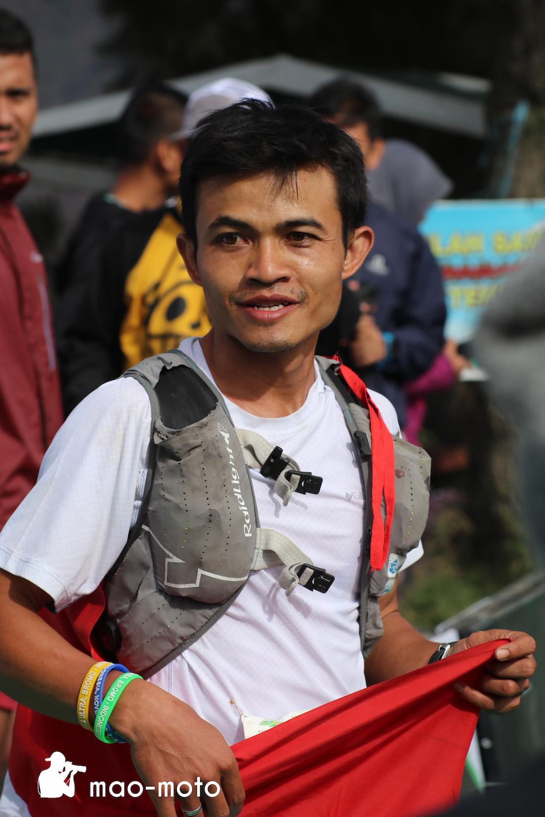 Arief Wismoyono - Indonesia3rd Male * Grandmaster