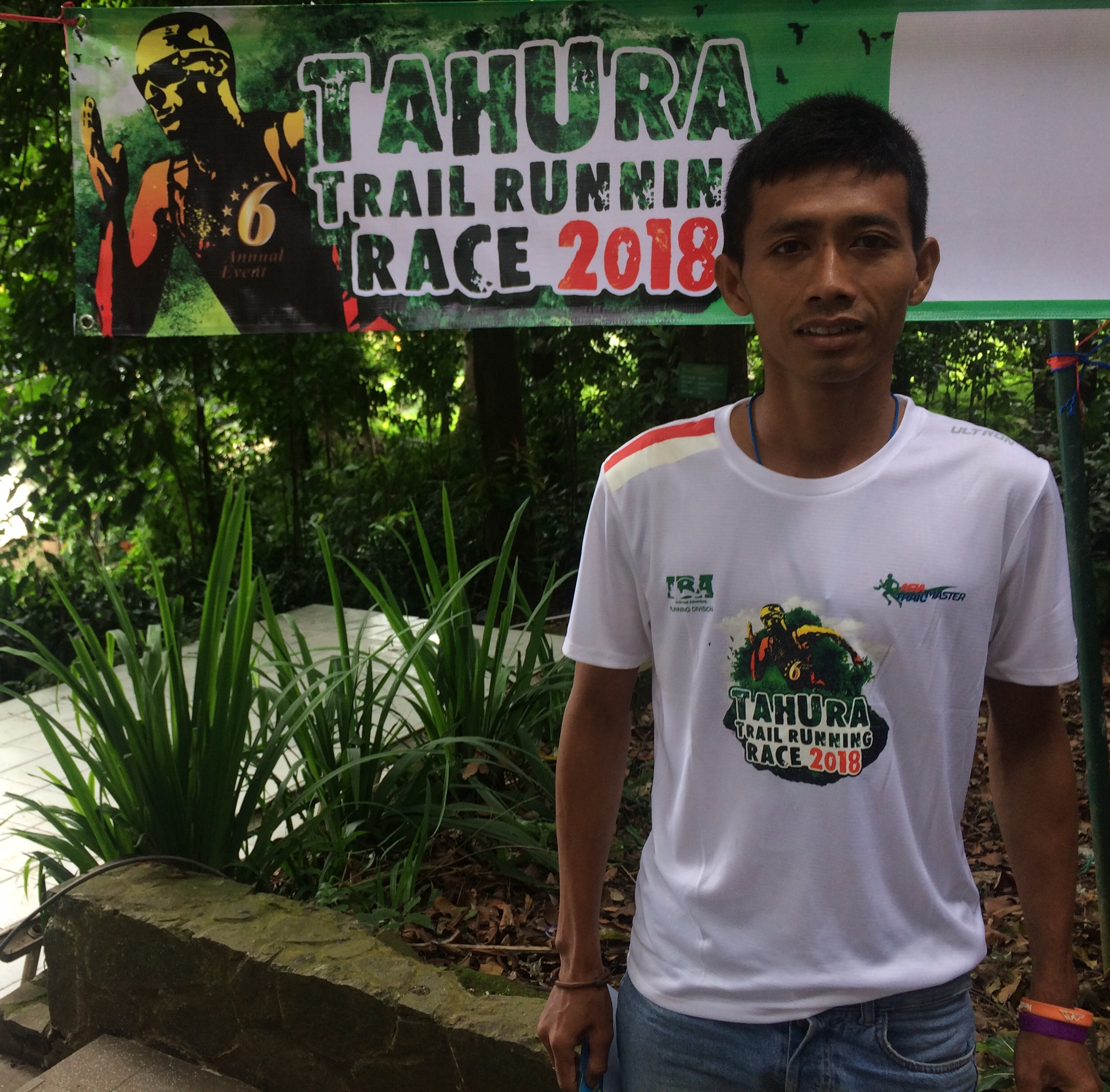 Margono Ono: a speed walker about to turn trail runner