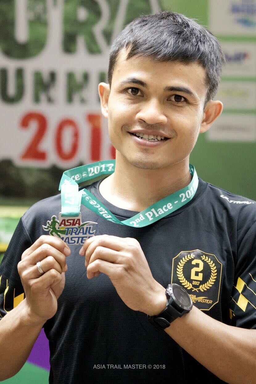 Arief Wismoyono: always strong in Indonesia