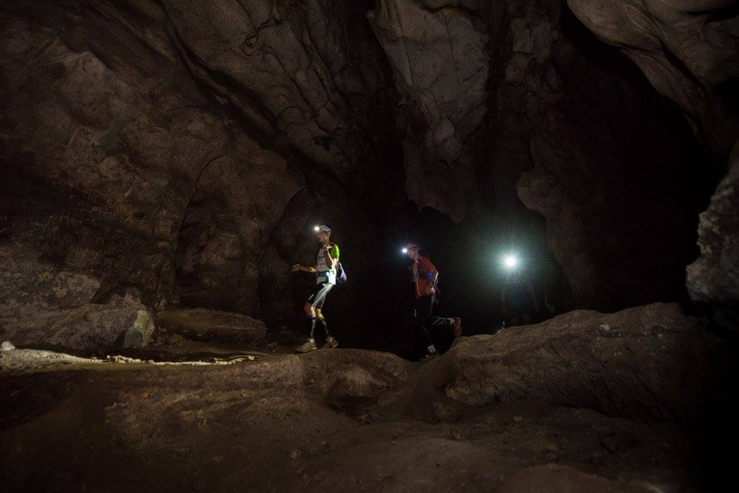 The Merapoh caves are iconic for this event. This year a new technical cave section is added