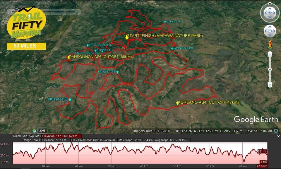 Mapawa 50 miles map.JPG