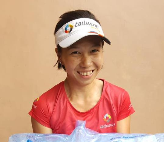 Majo Liao returns to action this weekend and is the favourite on the 50k course