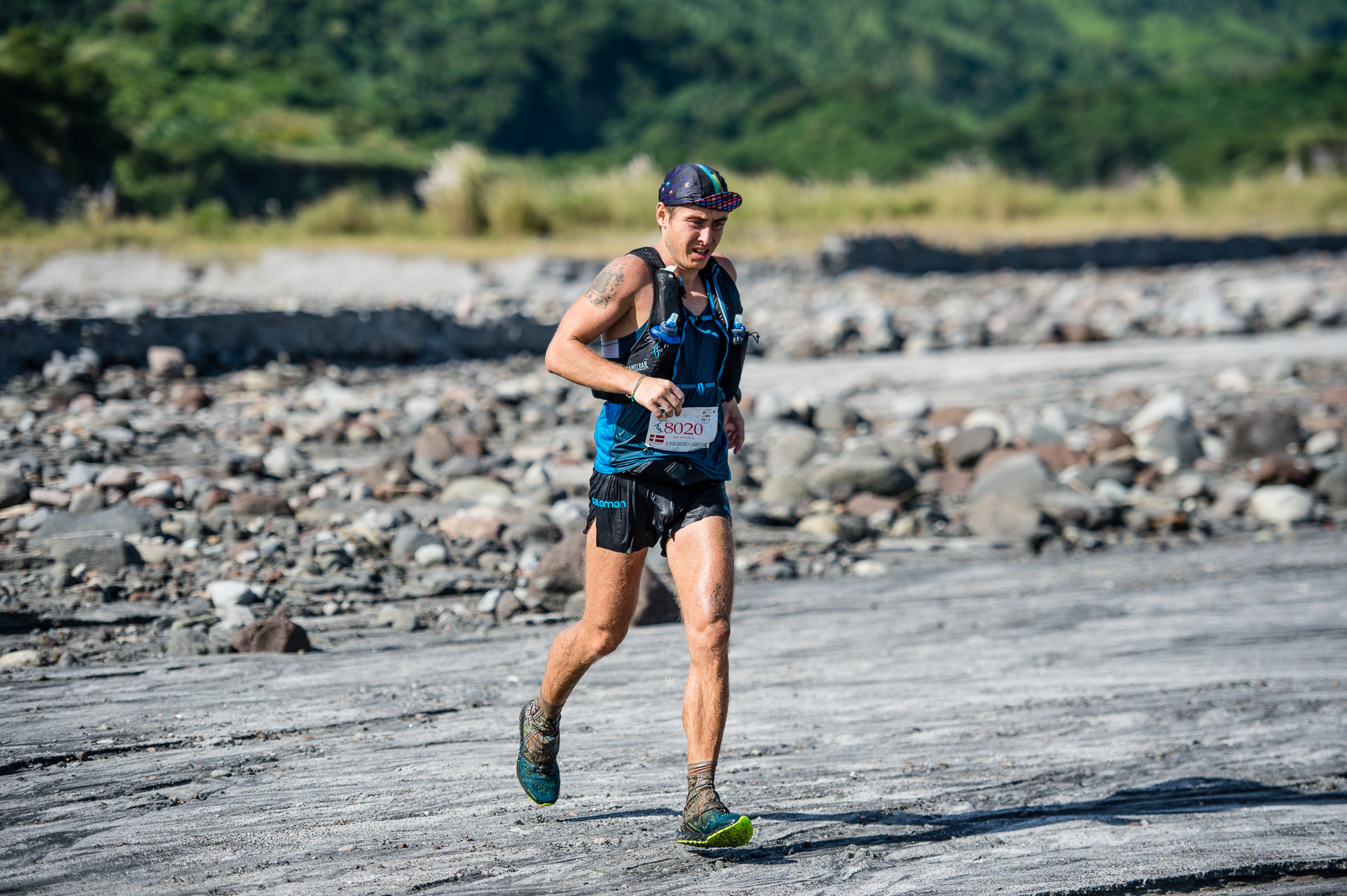 Kristian Joergensen dominated the CM50 race this year