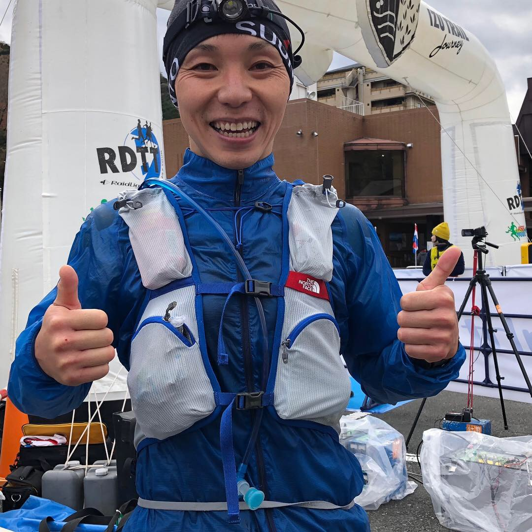 Ko Ito was the surprise race winner of Izu Trail Journey 2018