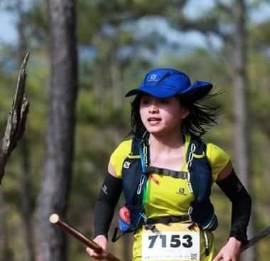 Julia Nguyen Thi Duong won VJM 70 and came 2nd in Dalat last year