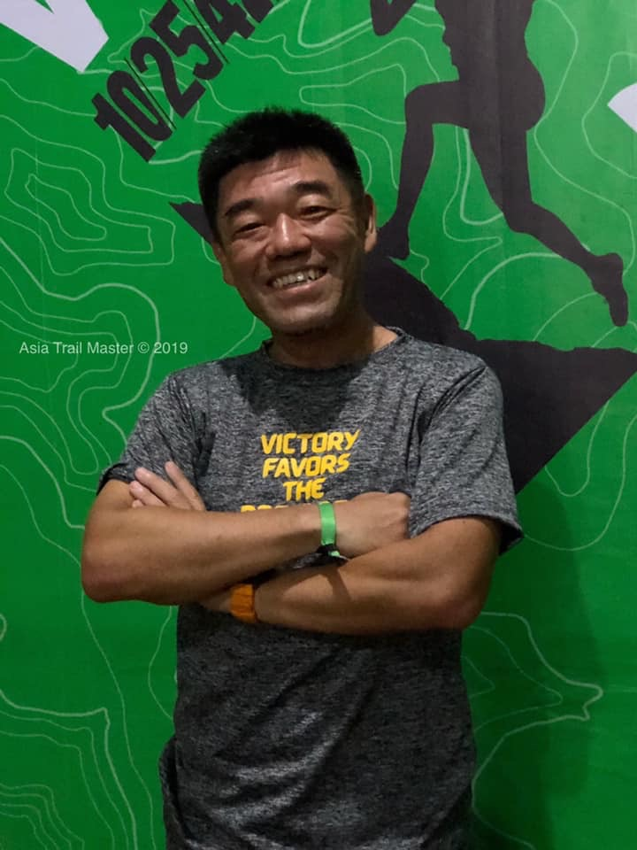 Grandmaster Masafumi Yamamoto finished another 70k distance in his resident country Vietnam