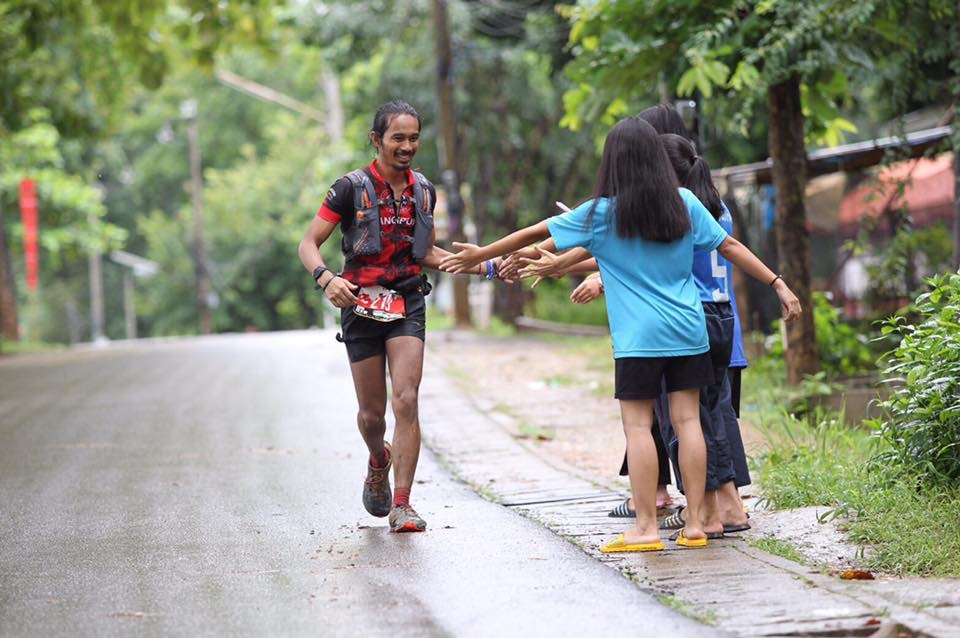 Sukrit Kaewyoun felt like a fish in the water in Chiang Mai; third place and ahead of Job Tanapong!