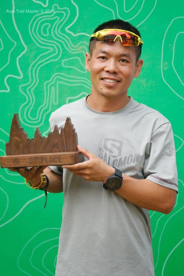 Hung Hai: new Vietnamese running ace