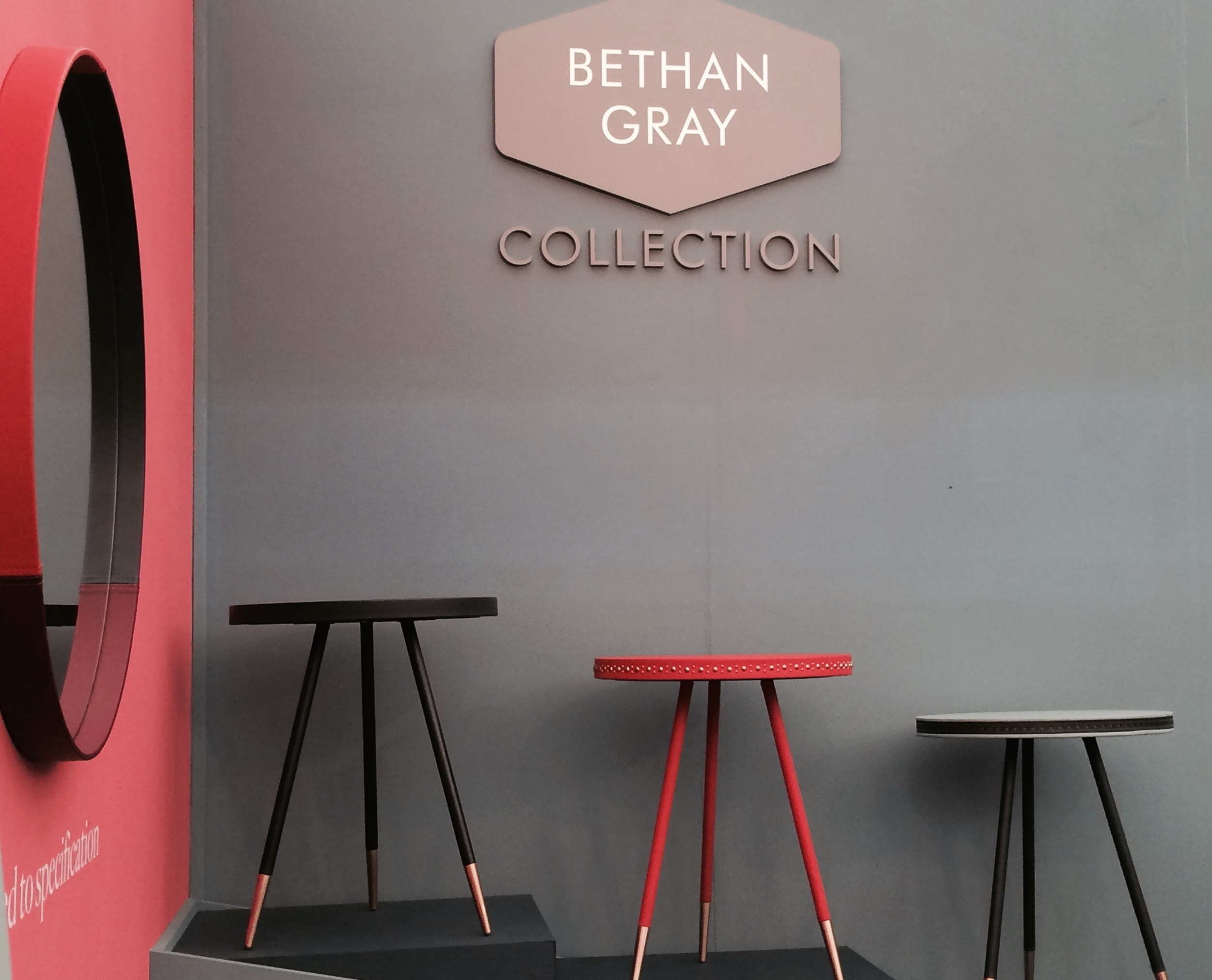 Bethan Gray  furniture collection