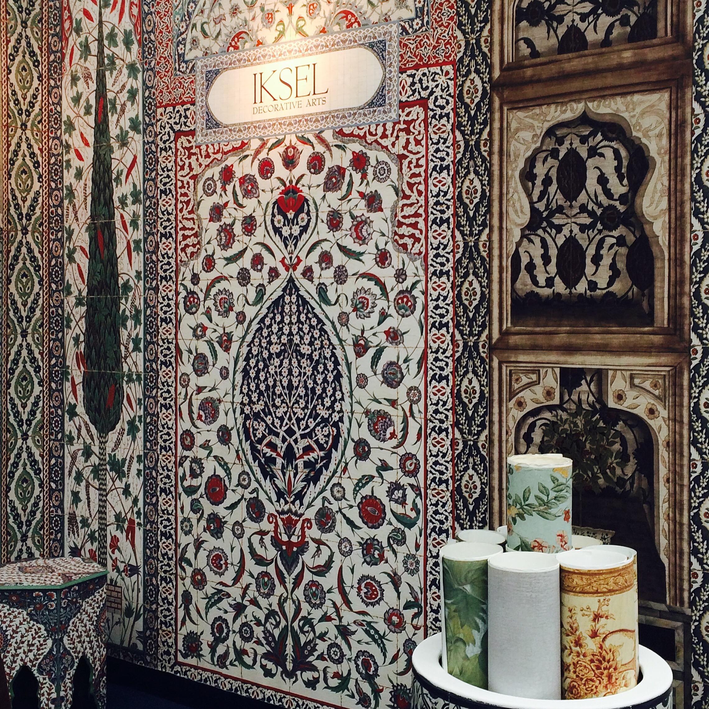 Iksel decorative panels
