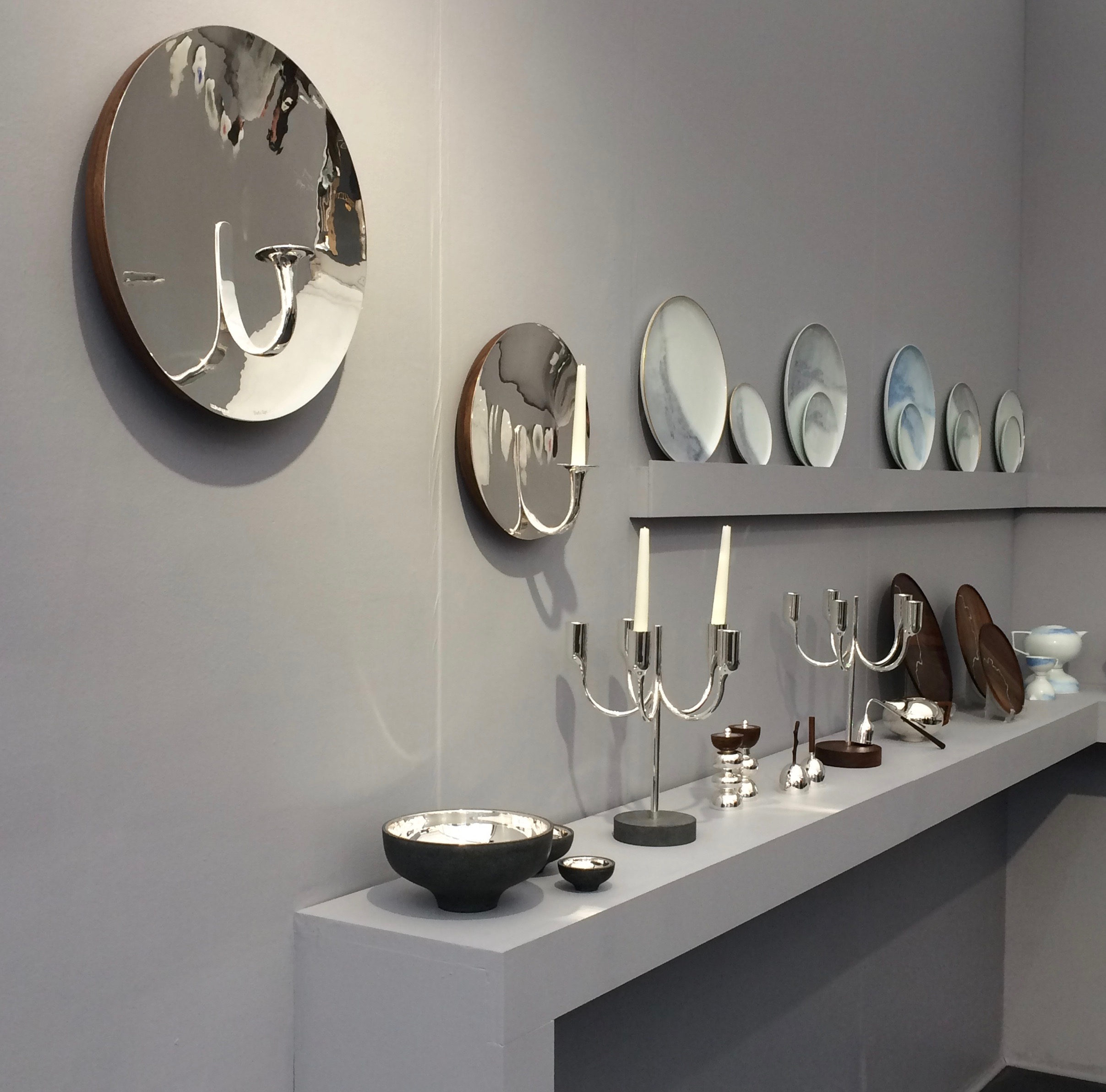"""""""`simplicity is the ultimate sophistication"""" Bodo Sperlein collection"""