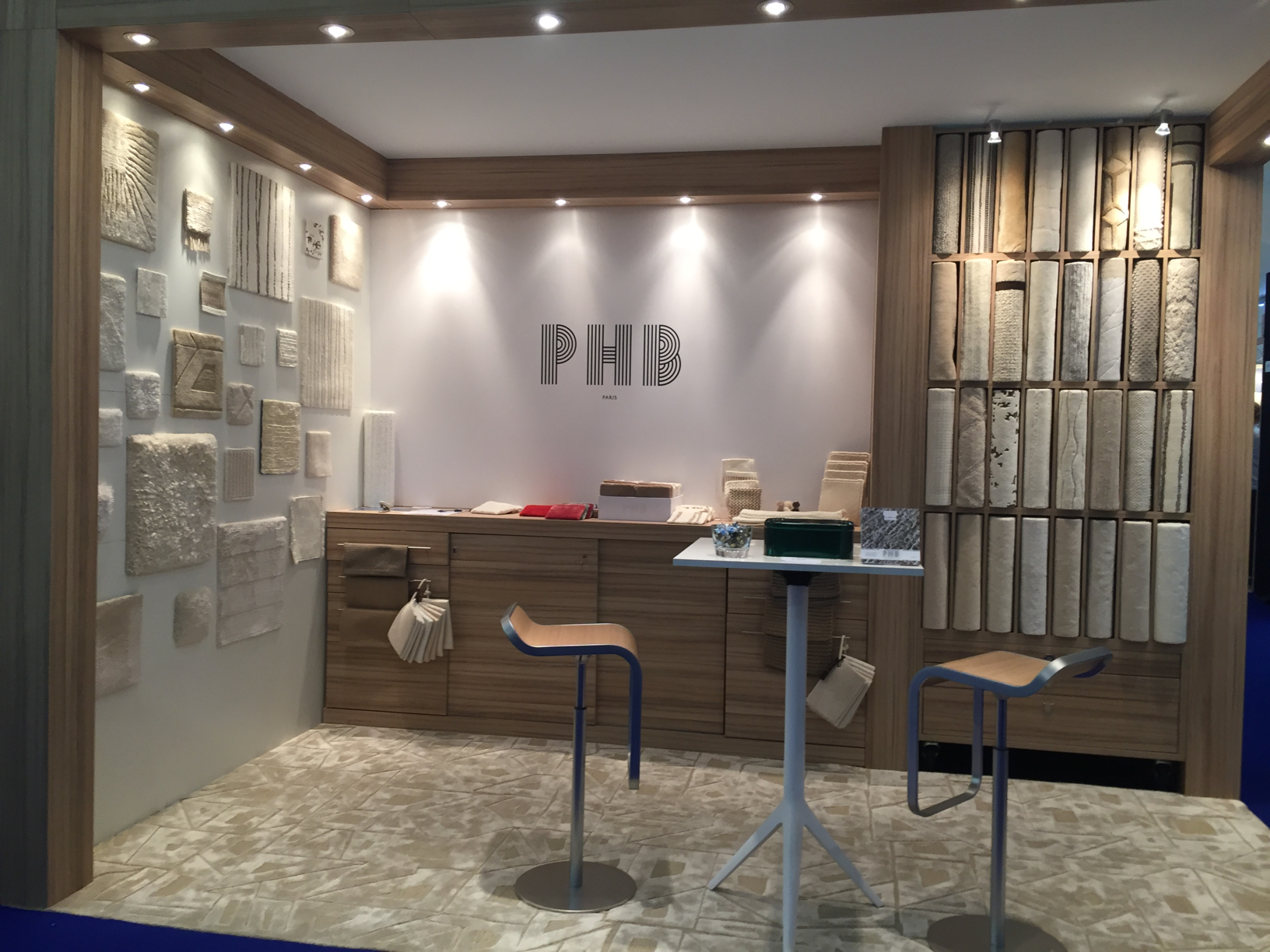 Luxurious PhB Paris collections on display at Monaco Yacht Show 2017 Ⓒ  PhB