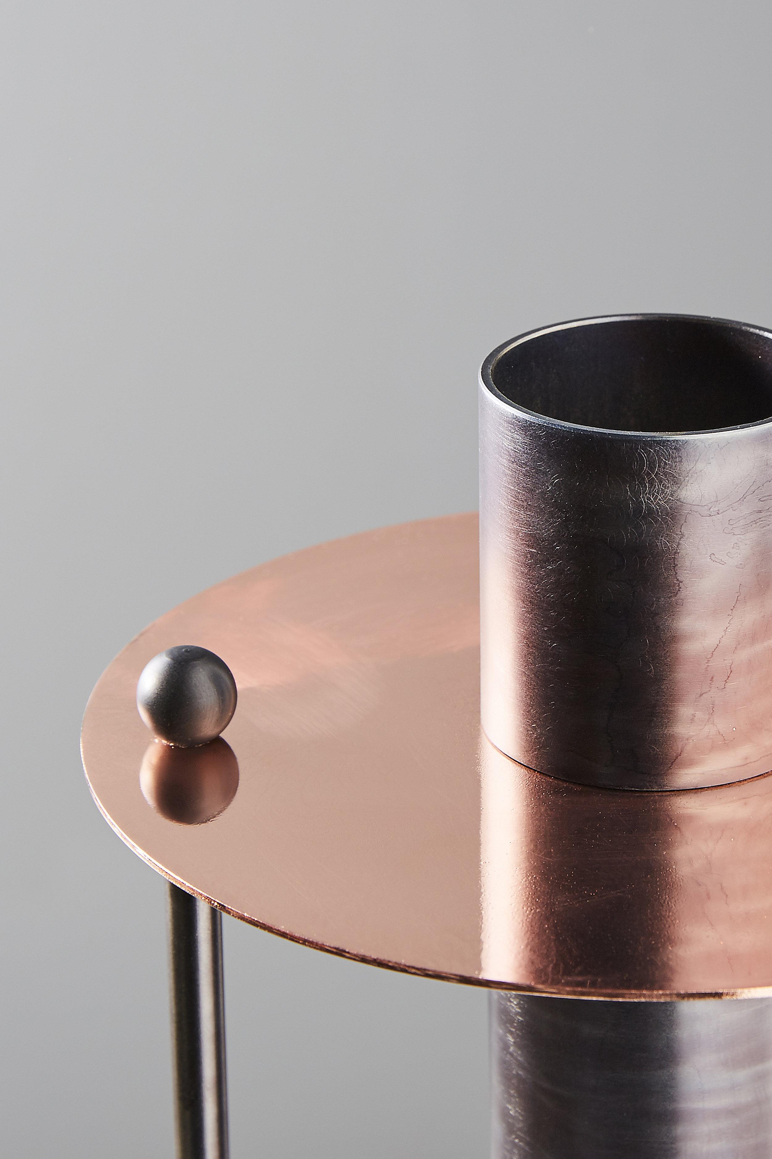 Detail of  Elletra  vase designed by Federica Biasi © Maison&Objet