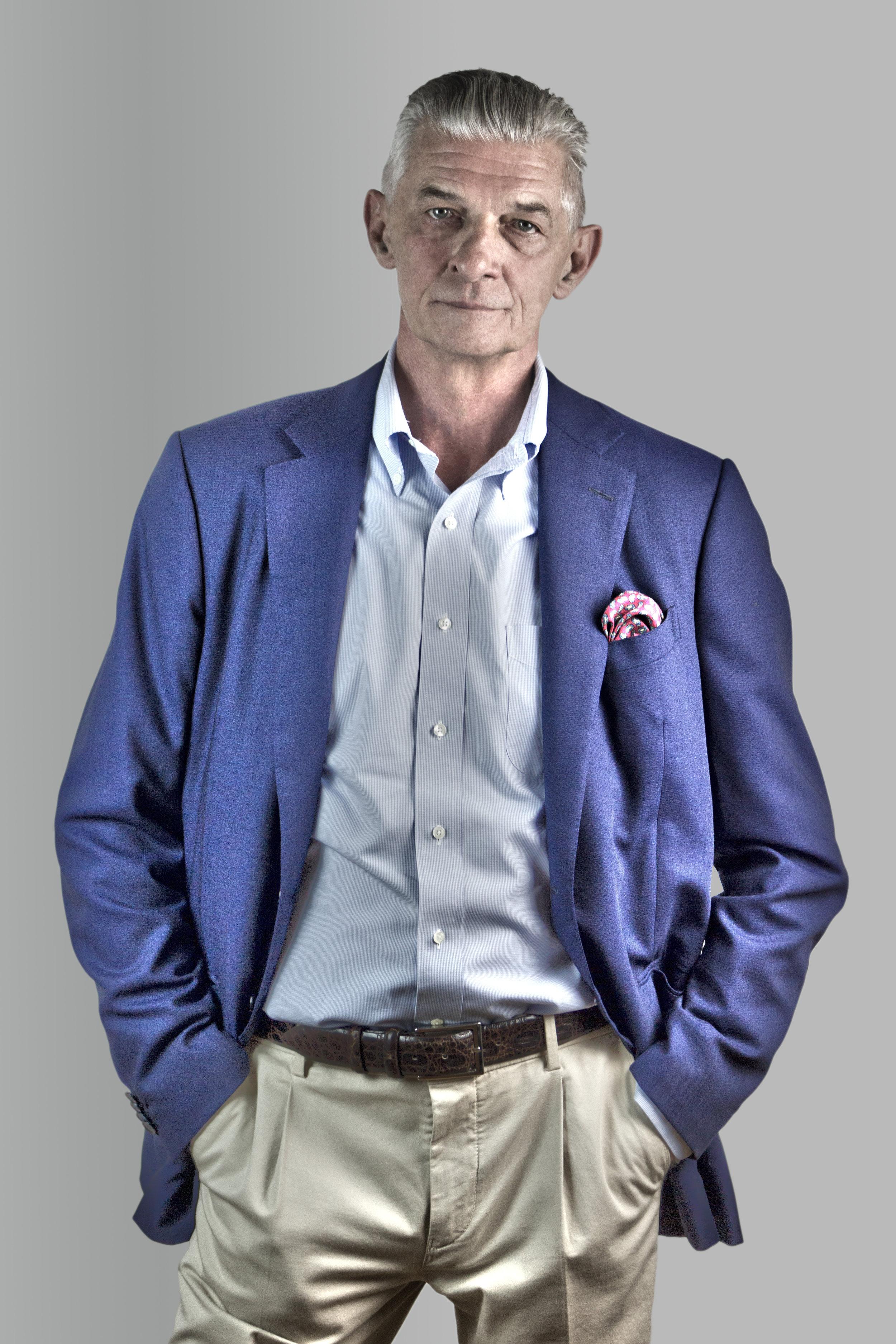 Giulio Cappellini, photo ©  Antonio Facco