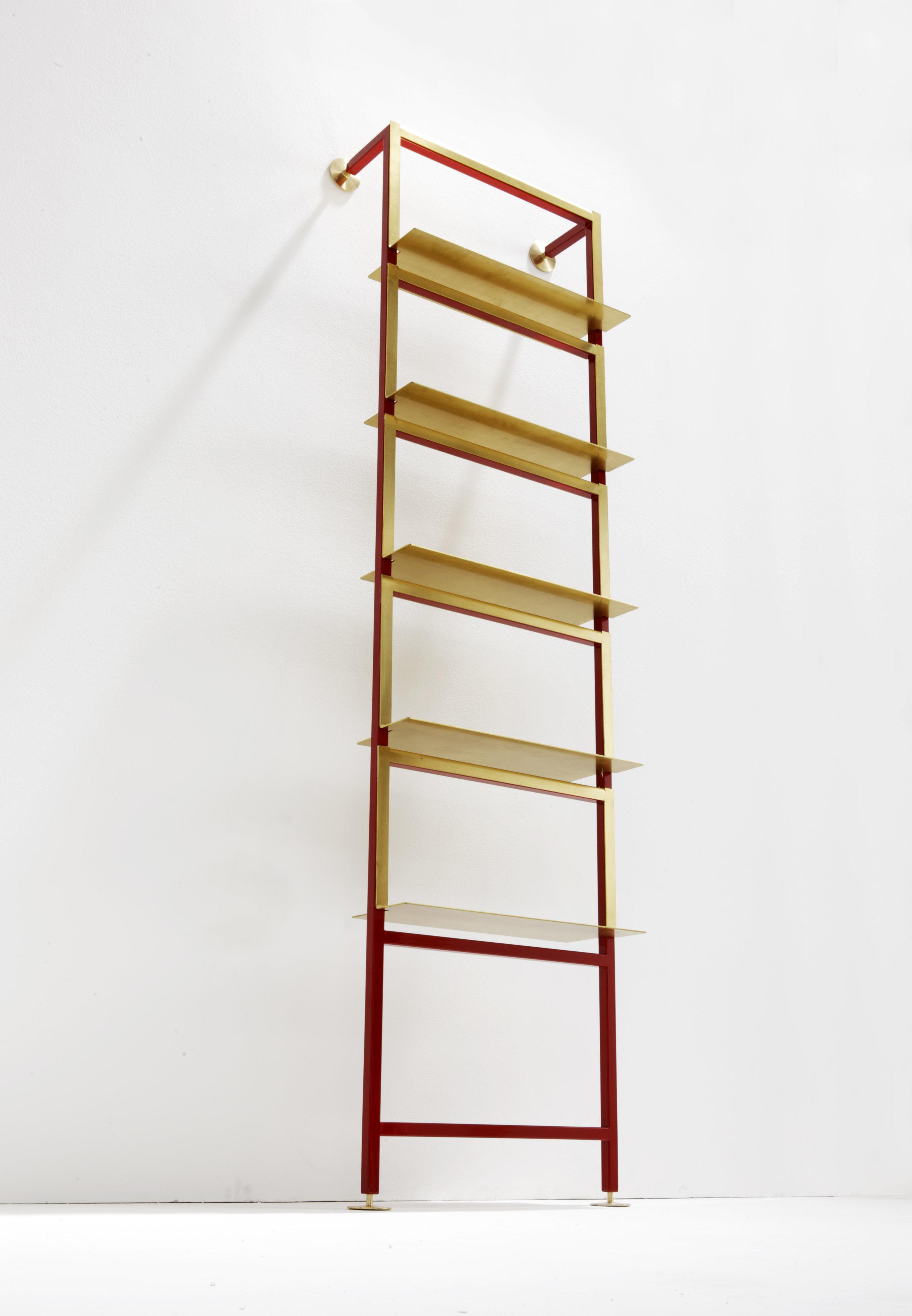 Enrica  bookshelf, designed by Federico Peri ©  StudioRocci