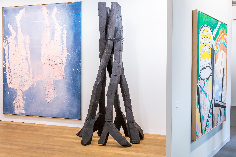 Galerie Thaddaeus Ropac at Art Basel 2018 ⓒArt Basel