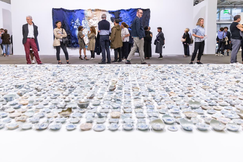 neugerriemschneider at Art Basel Unlimited 2018 ⓒ Art Basel