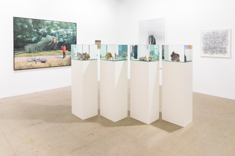 Galeria Plan B space at Art Basel 2018 ⓒ Art Basel 2018