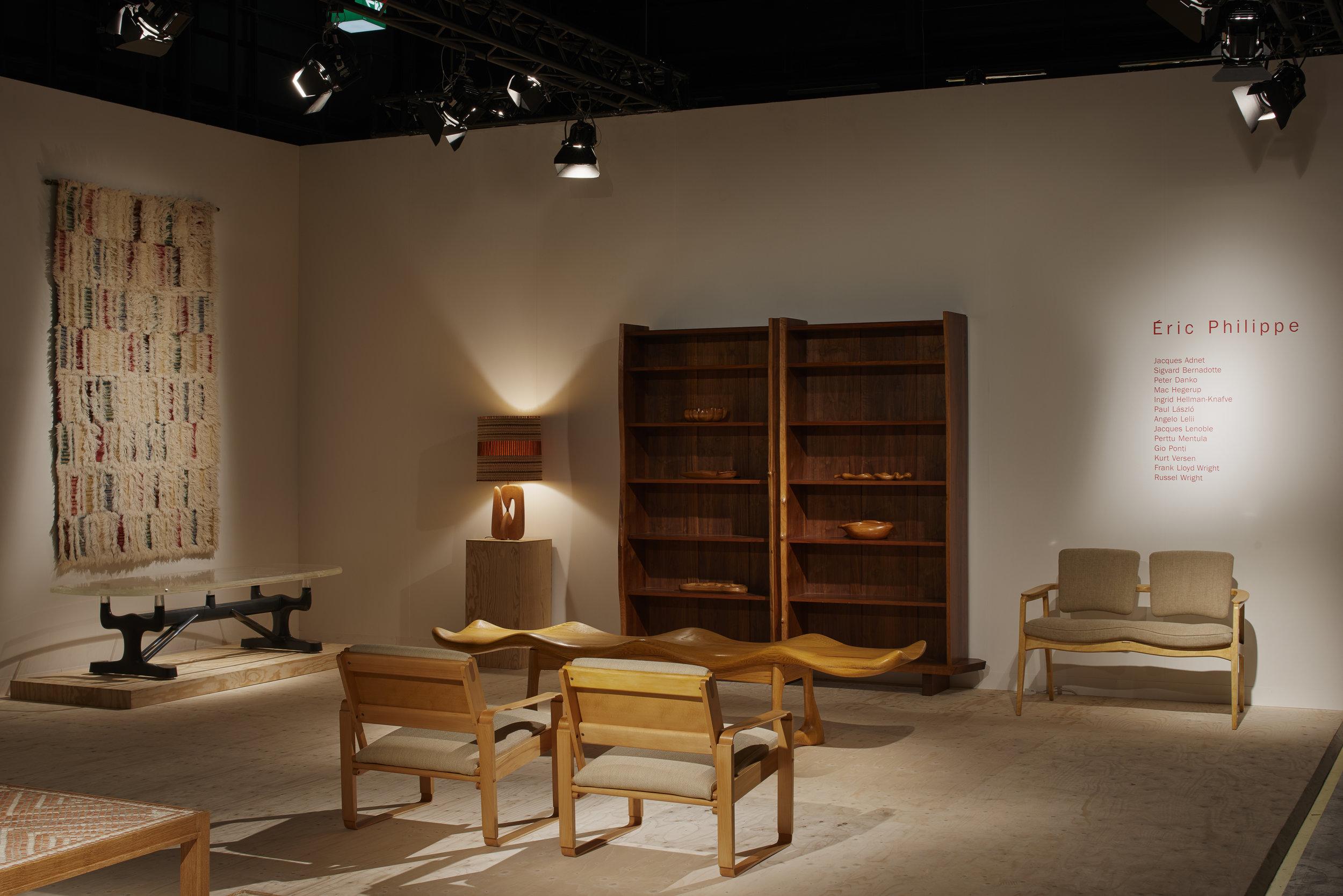 Galerie Eric Philippe - Design Miami/ Basel ⓒ  James Harris