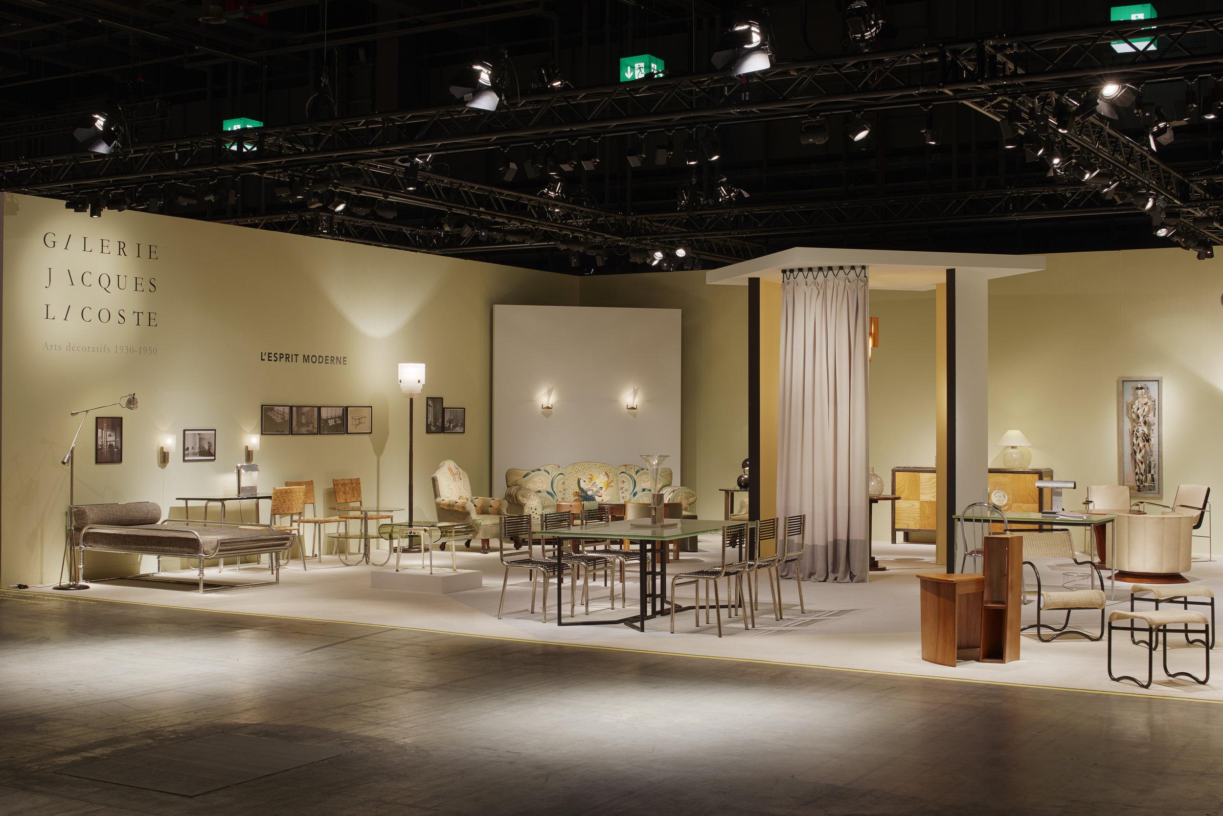 Galerie Jacques Lacoste - Design Miami/Basel 2018 ⓒ  James Harris
