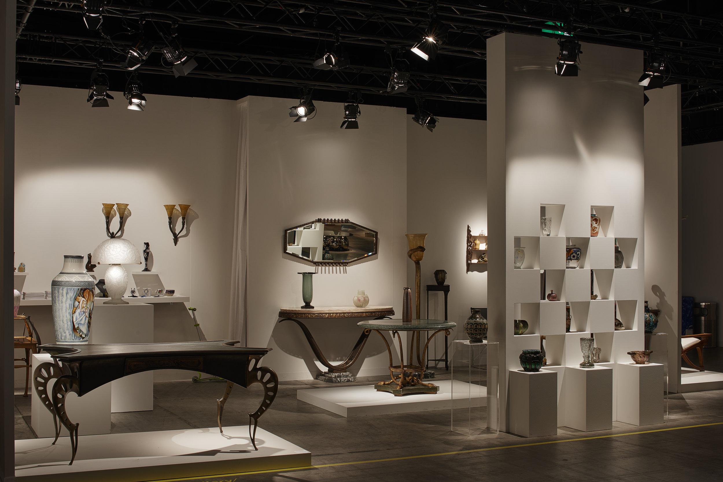Robert Zehil Gallery - Design Miami/Basel 2018 ⓒ  James Harris