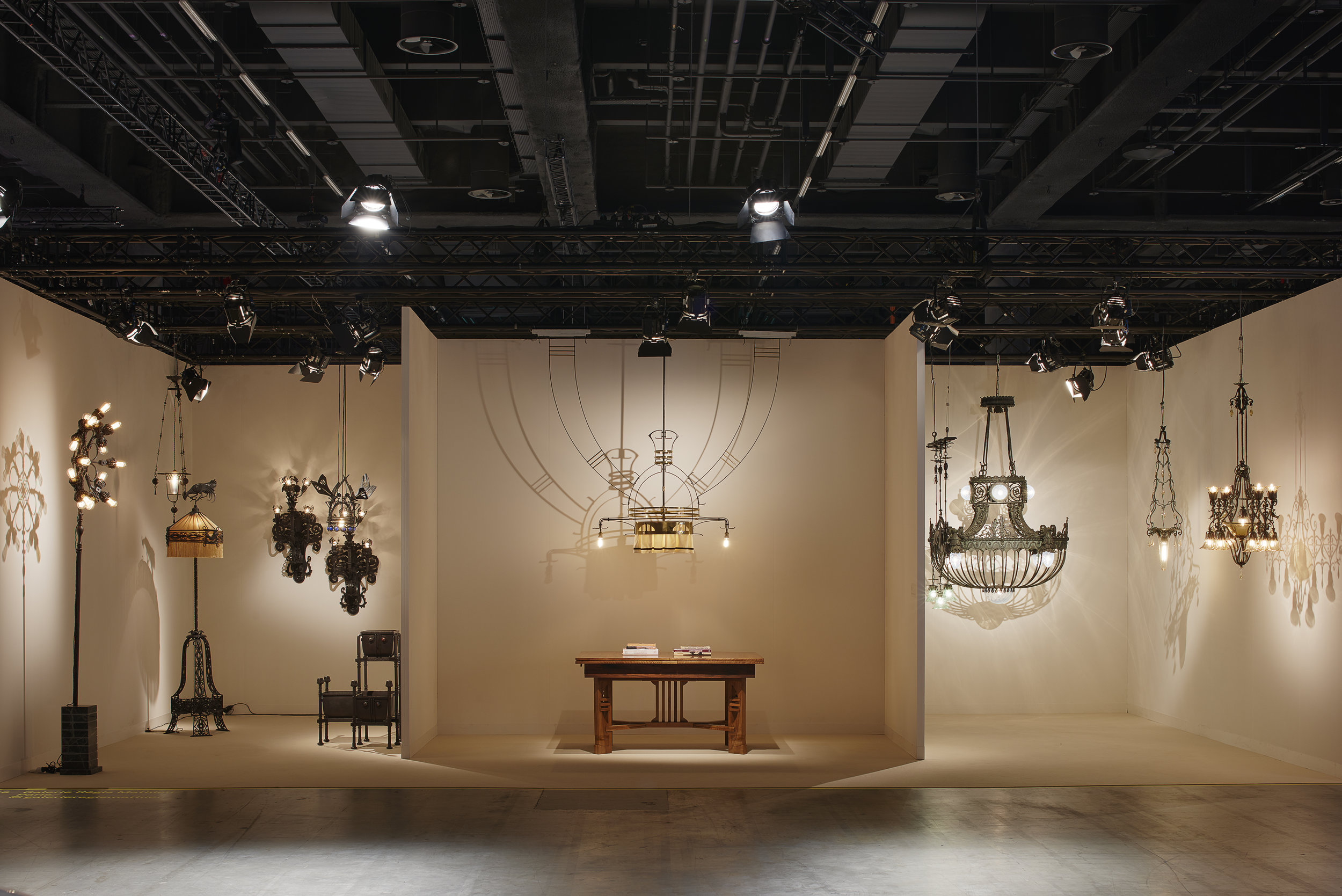 Galerie Régis Mathieu ⓒ  James Harris