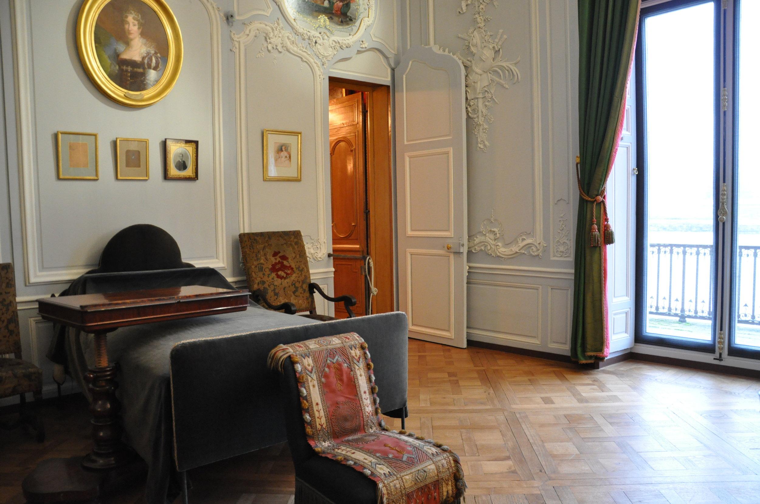 The Duke's bedroom © Grand Palais Domaine de Chantilly
