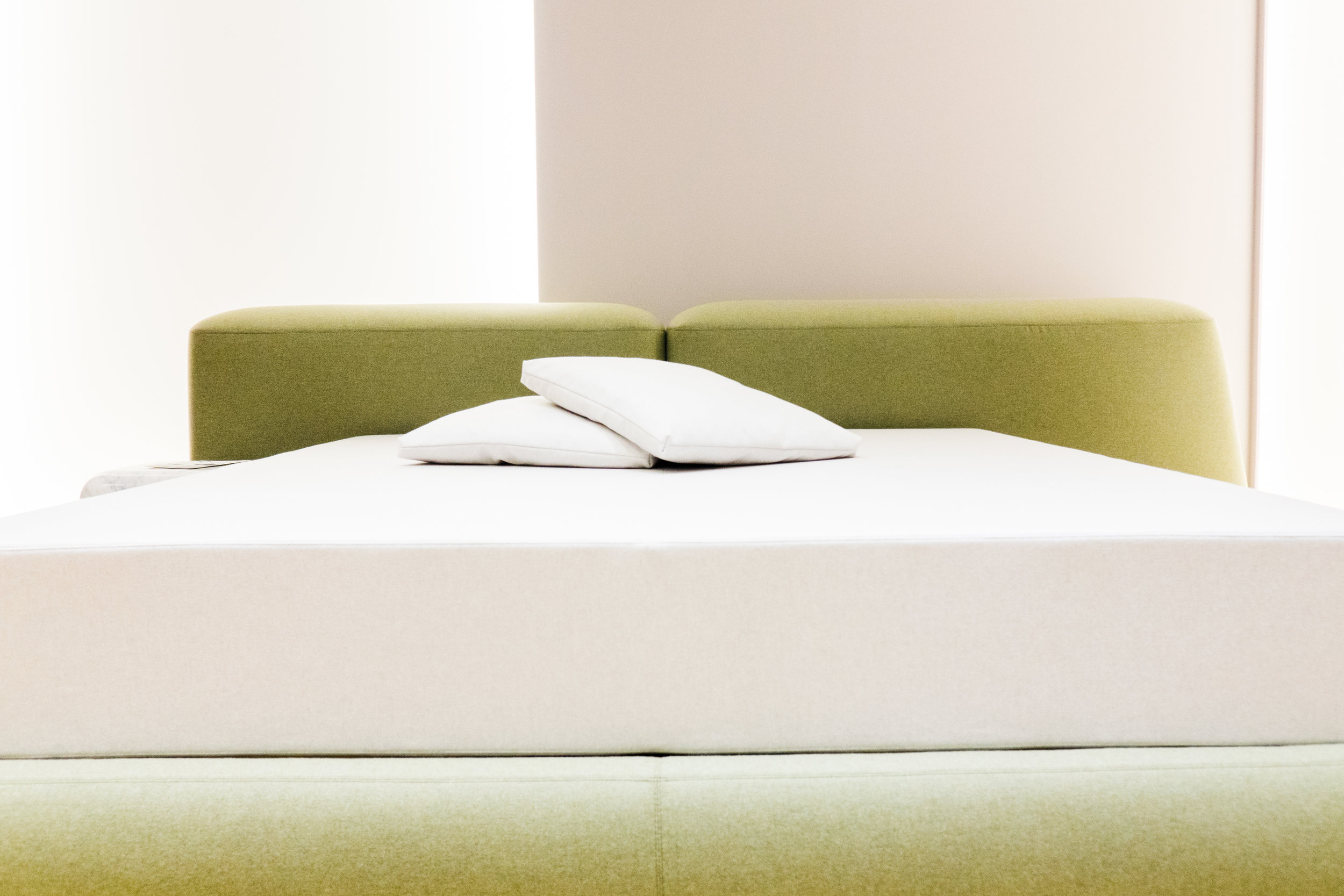 Lapis bed -2019, Salone del Mobile, Milan, 2019 ⓒ Amura Design: Emanuel Gargano and Anton Cristell