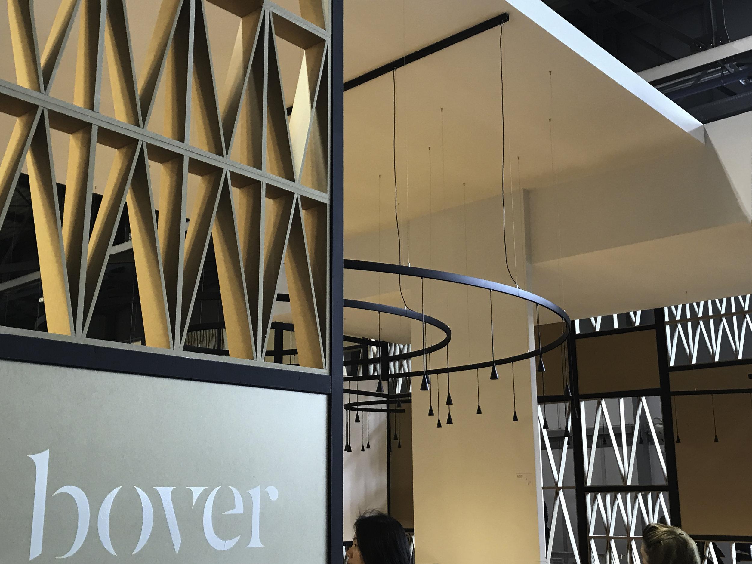 Skybel Circle  chandelier, Euroluce 2019 Design: Estudi Manel Molina