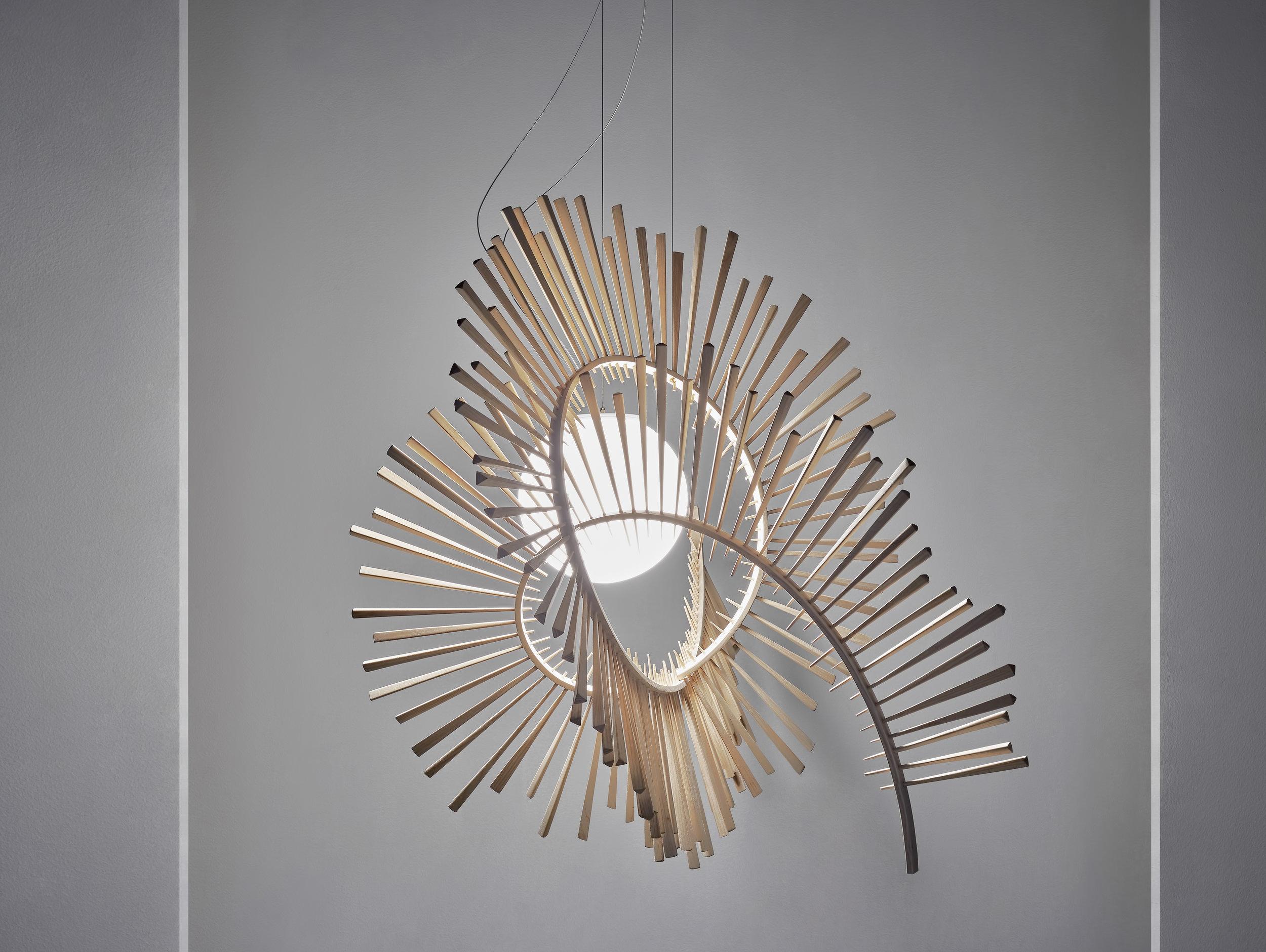 Aimei  pendant lamp, 2019 ⓒ Arturo Álvarez Design: Arturo Álvarez