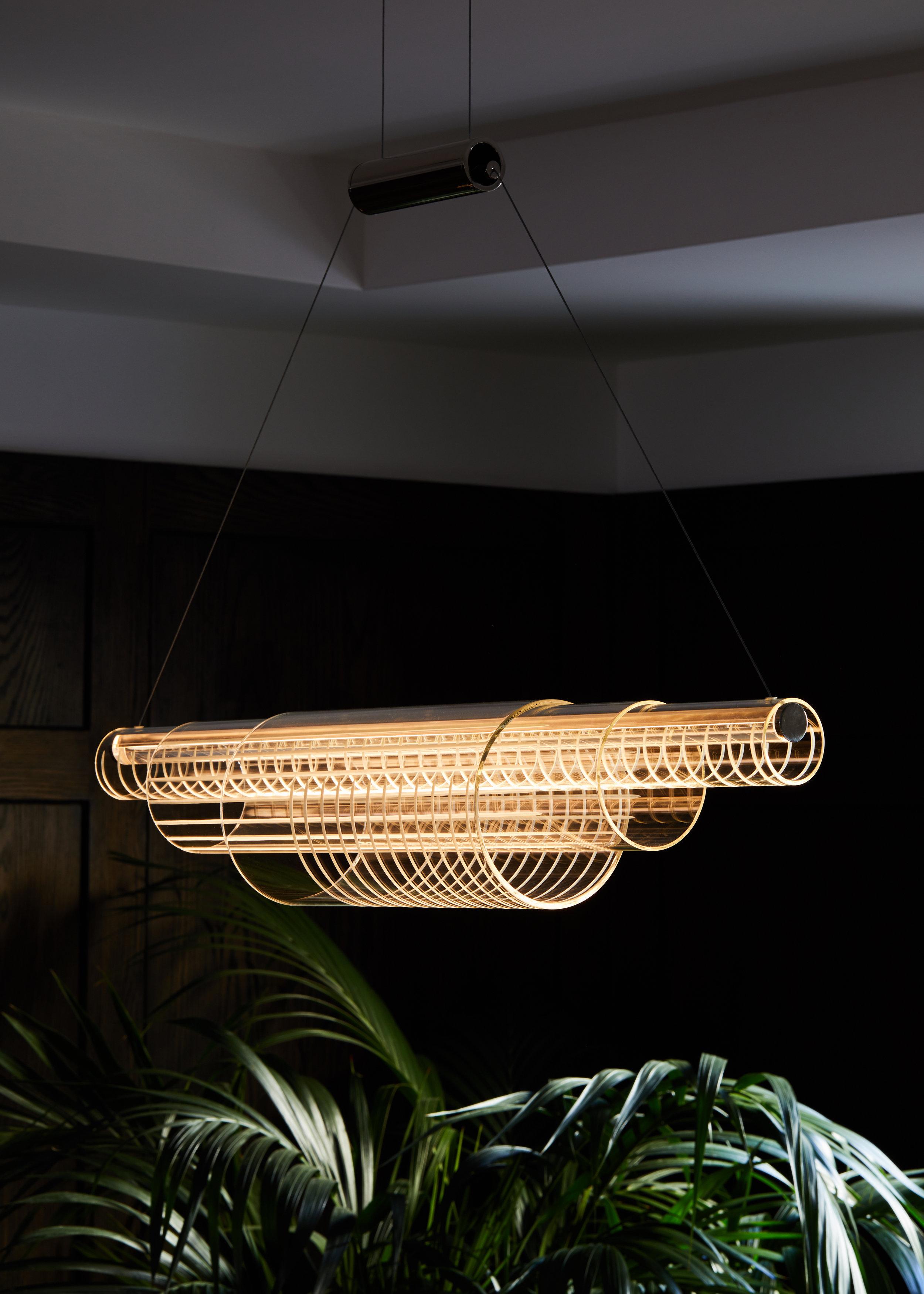 Coax  pendant © Nicole Franzen Design: John Hogan