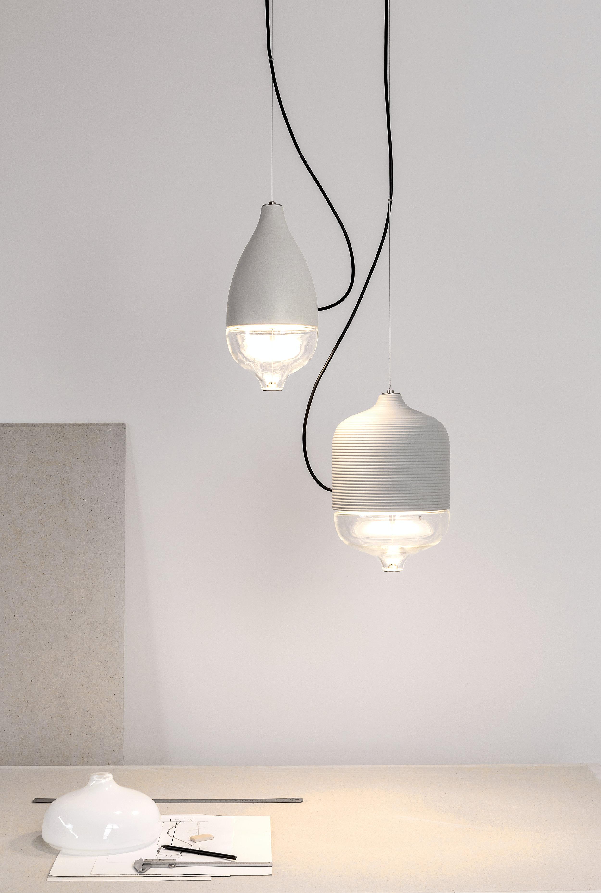 T-Cotta  pendant in situ ⓒ Hind Rabii Design by Chiaramonte Marin Studio, 2018