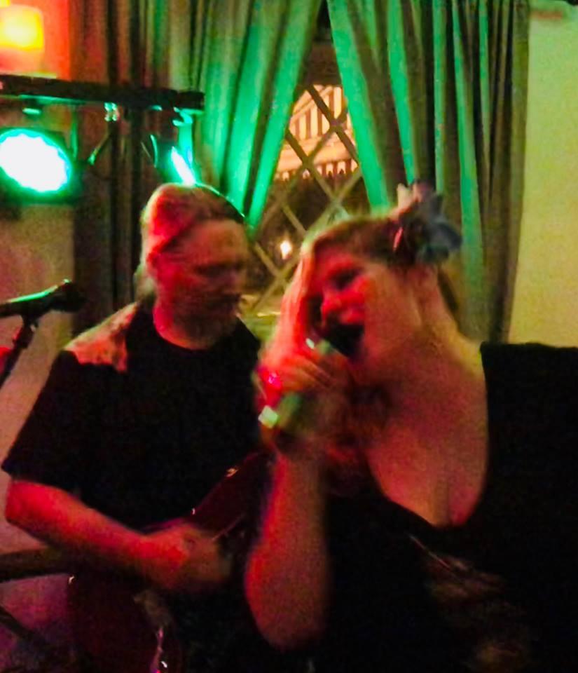 bar car band nina and russell @ Gray Goose.jpg